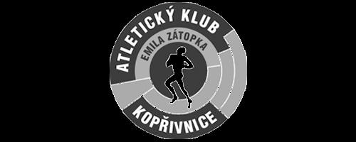 logo Atletický klub Emila Zátopka
