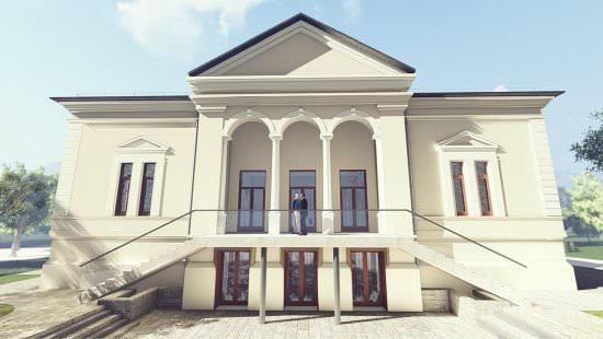 Kopřivnice: rekonstrukce Ringhofferovy vily