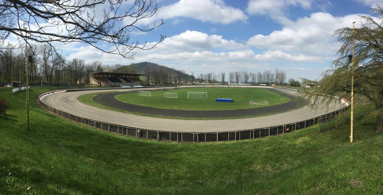 Kopřivnice: Letní stadion před rekonstrukcí