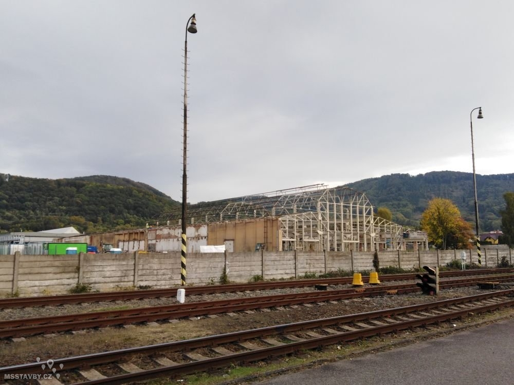 Kopřivnice: Muzeum Tatra - rekonstrukce
